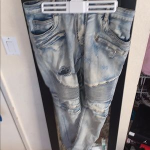 Men's Balmain Jeans size 32x32